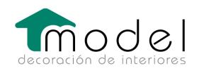logotipo de MODEL DECORACION SL